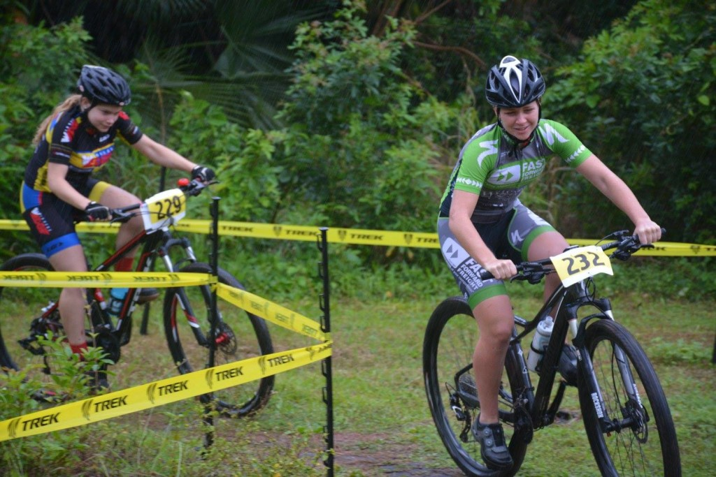 Success at Mountain Bike <br> Nationals